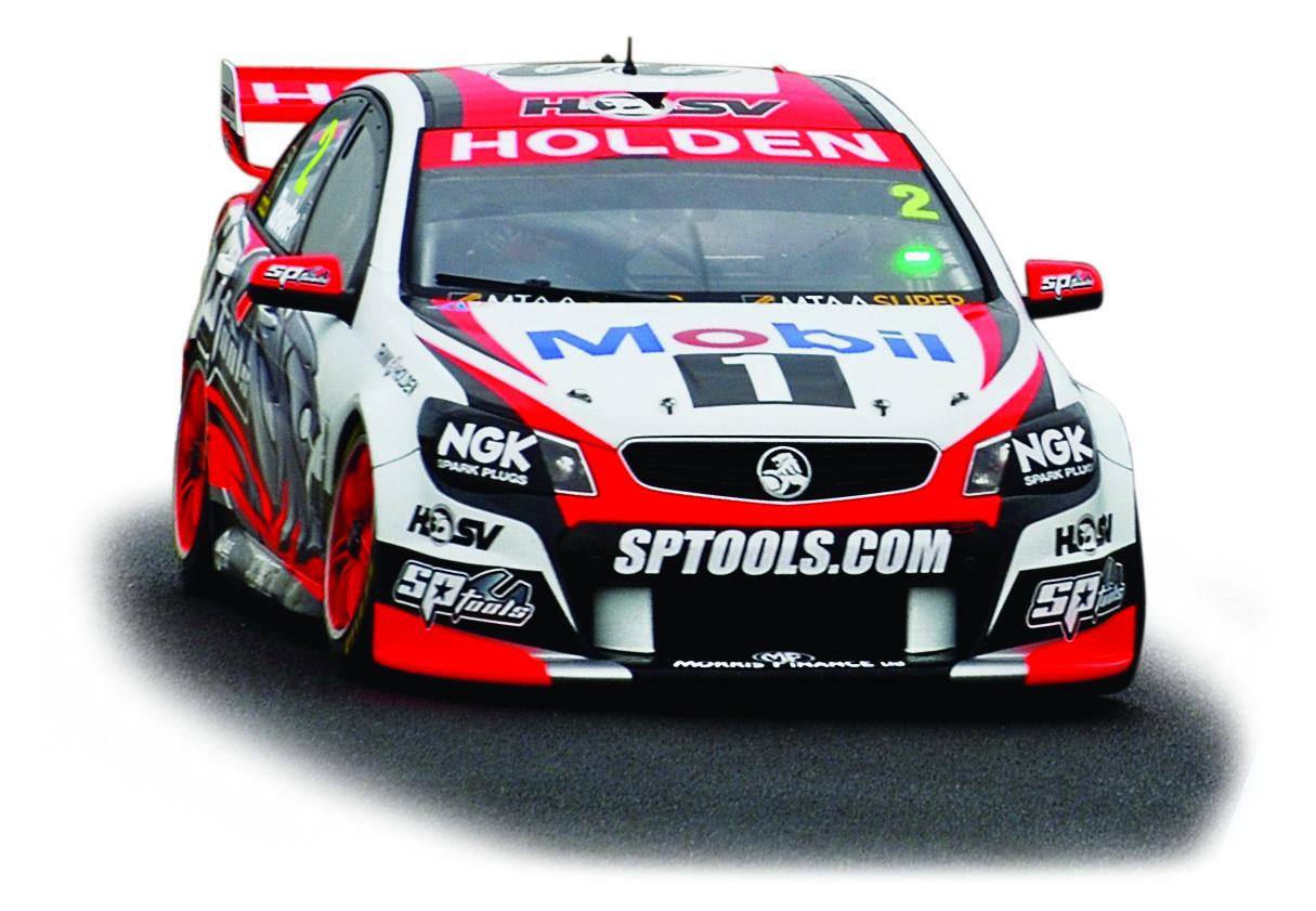 Scalextric C3583 Holden (Australia) Racing Team 2014 #2 (C)