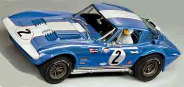 Carrera 23748 Corvette Grand Sport Sebring 64 1/24 scale