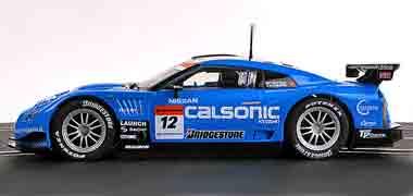 Carrera 27317 Nissan GT-R GT500 JGTC Calsonic