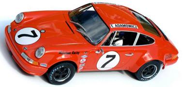 Fly F17101 Porsche 911S, U-2.5 TA champion 1968
