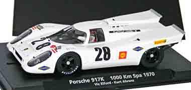 Fly F11102 Porsche 917, Vic Elford, Spa 1970