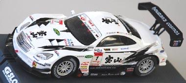 GSlot 001662 Lexus SC430, white