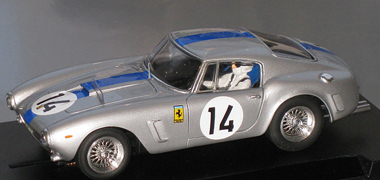 Proto Slot GM015/2PS Ferrari 250SWB LM 61, silver, KIT