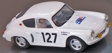 Proto Slot GM020-1 Alpine Renault A106, 1958, white