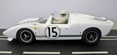 MMK GMC03PK Ford GT40 roadster, LeMans 1965 KIT.