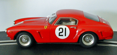 MMK GMCS01/1 Ferrari 250GT SWB LeMans, red, KIT