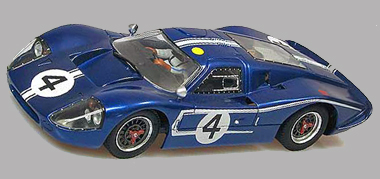 MRRC MC11032 Ford MkIV, #4 LeMans 1967