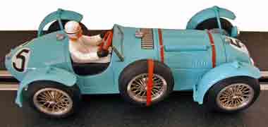 MMK SF10 Talbot Lago T26 1950 LeMans winner