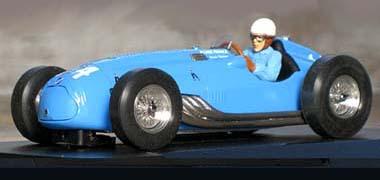 Proto Slot MN002PB Talbot-Lago GP 1950, blue, KIT