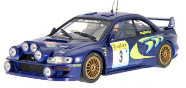 MSC 6001 Subaru WRC McRae/Grist
