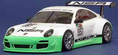 NSR 1070 Porsche 997 Slotlandia. Preorder now!