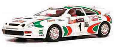 "Ninco 50570 Toyota Celica rally car ""Castrol"""