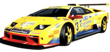 """Ninco 55013 Lamborghini Diablo """"Corona"""""""