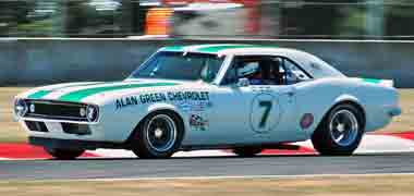 Pioneer P011 67 Camaro, Gary Gove, Sebring 67