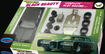 POL 884 Green Hornet (60s TV show) 1/32 scale KIT