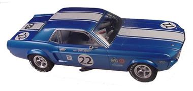 Pioneer P010 68 Mustang, Bill Maier