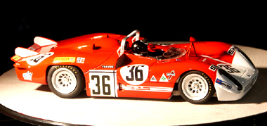 Racer RCR53A Alfa Romeo 33/3, LeMans 1970 #36