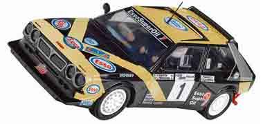 SCX 63780 Lancia Delta S4 rally car