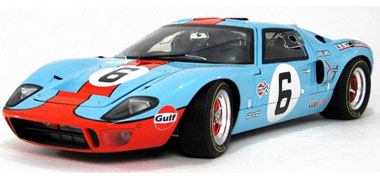 Slot It SICW09 Ford GT40 1969 LeMans winner
