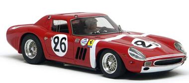 Racer SL12A Ferrari 250 GTO, LeMans 1964 #26