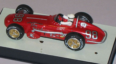 classic indy slot cars