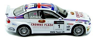 Scalextric C2714 BMW 320Si, Andy Priaulx