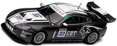 Scalextric C2978 Jaguar XKR GT3, Apex Racing