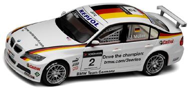 Scalextric C3020 BMW 320Si