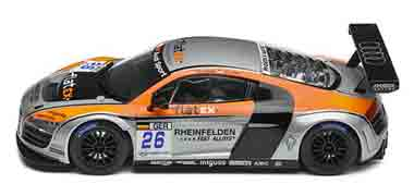 Scalextric C3060 Audi R8 LMS GT3. Preorder now!