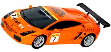 Scalextric C3078 Lamborghini Gallardo GT