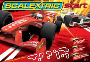 Scalextric C1250T Start Grand Prix race set