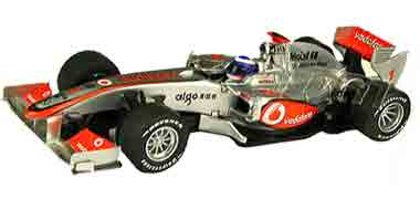 Scalextric C3046 McLaren F1, J. Button 2010