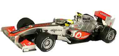 Scalextric C3043 McLaren F1, Hamilton 2010
