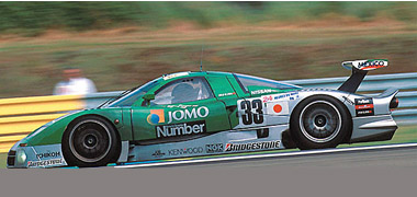 Slot It SICA14D Nissan R390 GT1 #33, LeMans 1998