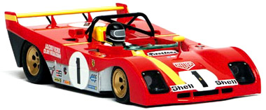 Slot It SIKF01D Ferrari 312PB, Monza 1971, kit. Preorder now! - $54.99