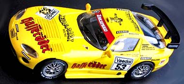 Fly viper slot car