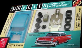 AMT 746 1957 Chevy 1/24 scale KIT