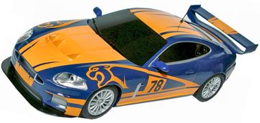 Scalextric C3181 Jaguar XKR GT3