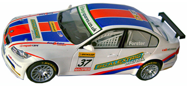Scalextric C3217 BMW 320Si.