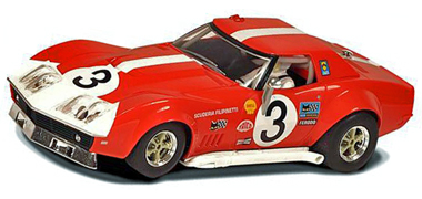Scalextric C3229 Corvette L88, Filipinetti