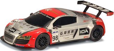 Scalextric C3279 Audi R8, KK Motorsport