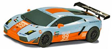 Scalextric C3283 Lamborghini Gallardo, Gulf