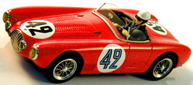 Slot Classic CJ39 OSCA MT4. LeMans 1954