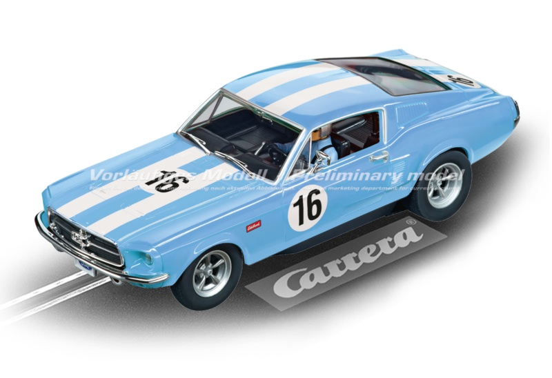carrera 30758 ford mustang gt d132 30758. Black Bedroom Furniture Sets. Home Design Ideas