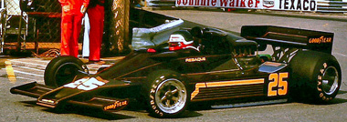 Fly 058301 Lotus 78, Hector Rebaque 1978. Preorder now!