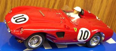 MMK F625LM-10 Ferrari 625LM LeMans 1956, #10