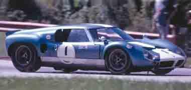 Proto Slot GM019P Lola GT, Mecom Racing 1964