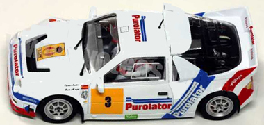 MSC 6002B Ford RS200 1986 Swedish Rally winner