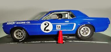 Pioneer P032 68 Mustang, Dan Gurney