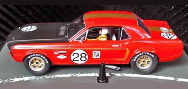 Pioneer P039 68 Mustang, Dean Gregson